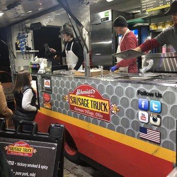 Schmidts Sausage Truck 35 Photos Food Trucks Clintonville