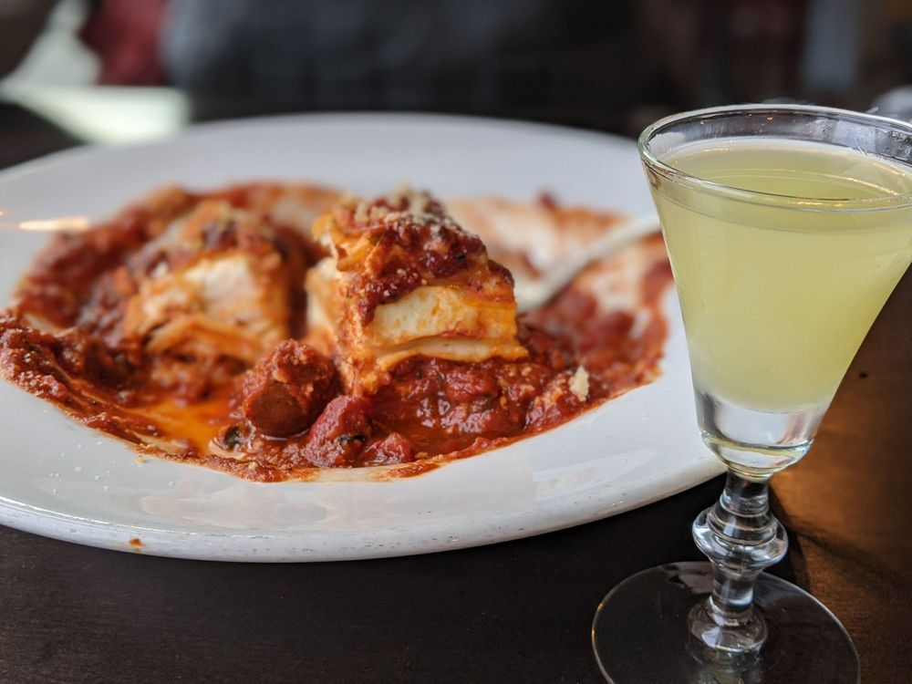 Social Spots from Cacciatore at Heller's Kitchen