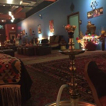 Hookah lounge dating