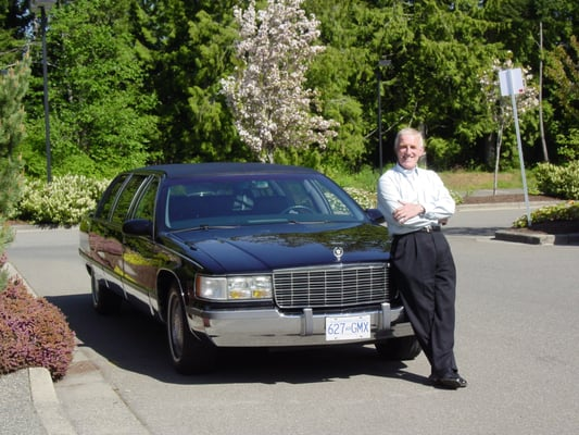 Always There Limousine Service Limos Parksville Bc Phone