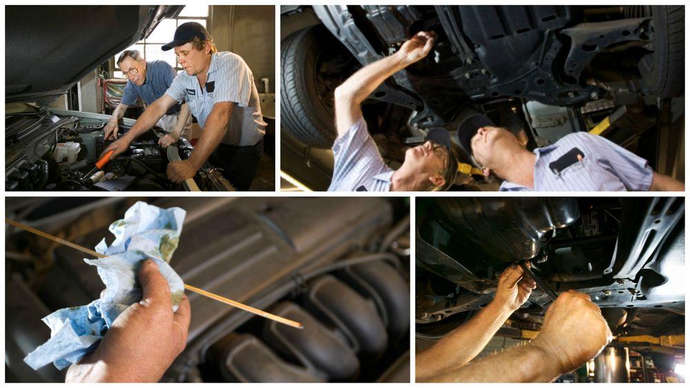 Jose's Auto Body & Refinishing: 3735 E University Dr, McKinney, TX