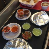 Photo Of Backyard Taco   Mesa, AZ, United States. Salsa Game