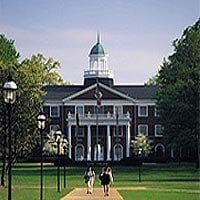 Elon University: 100 Campus Dr, Elon College, NC