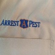Arrest A Pest By Pmp