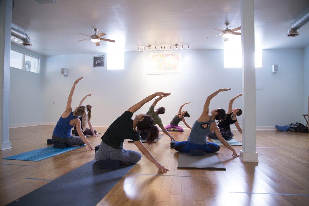 Pèlerinage du coeur Yoga