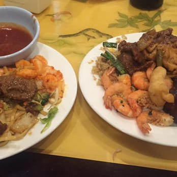 Photo Of Lin S Garden Chinese Restaurant Bentonville Ar United States Full Plates