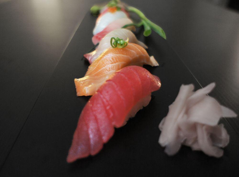The Sushi Man: 6920 S Jordan Rd, Centennial, CO