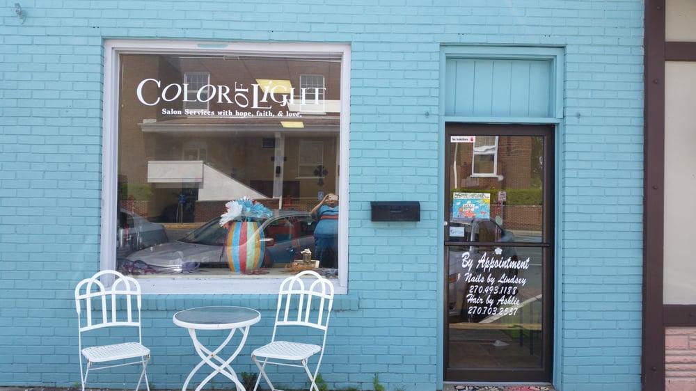 Color of Light: 110 E 12th St, Benton, KY