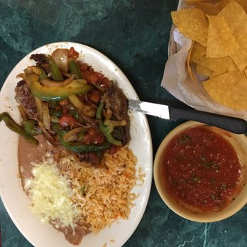 Photo Of El Patio Mexican Restaurant   Farmington, MI, United States.  Bistec Ranchero