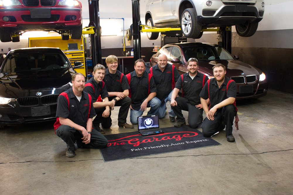 The Garage - BMW Repair Experts: 1825 W Union Ave, Englewood, CO