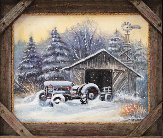 Sampson Art Galleries: 106 Main St, Black River Falls, WI
