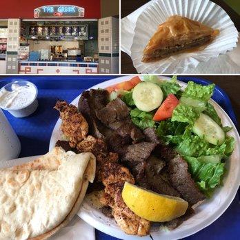 Greek Cafe Sorrento Valley Menu