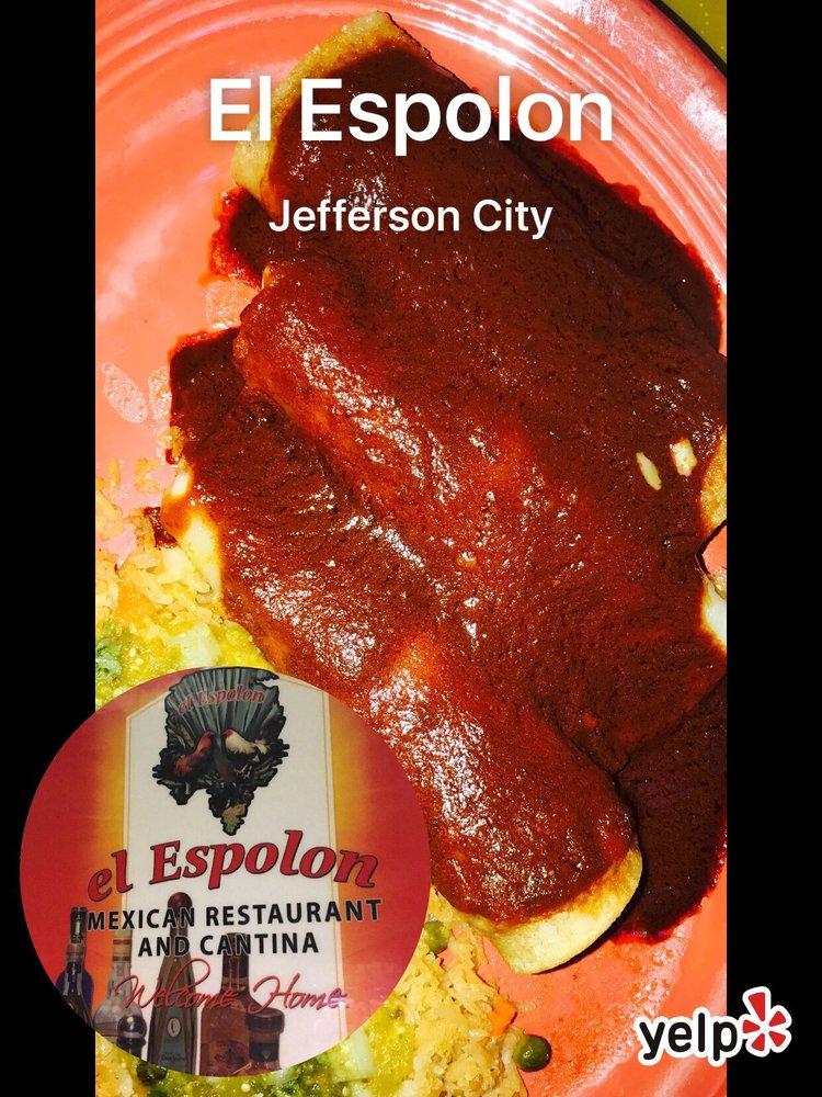 El Espolon: 450 Rock Hill Rd, Jefferson City, MO