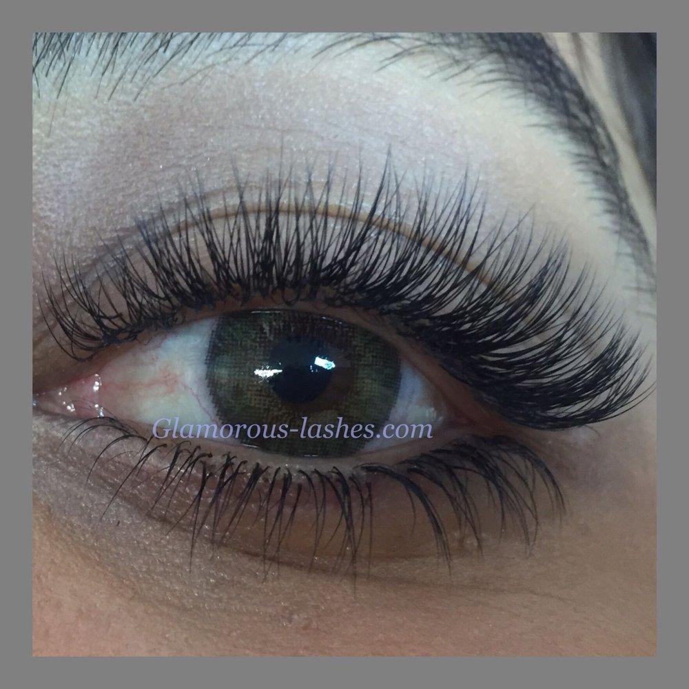 Glamorous Eyelash Extensions London Eyelash Extension Eyelash