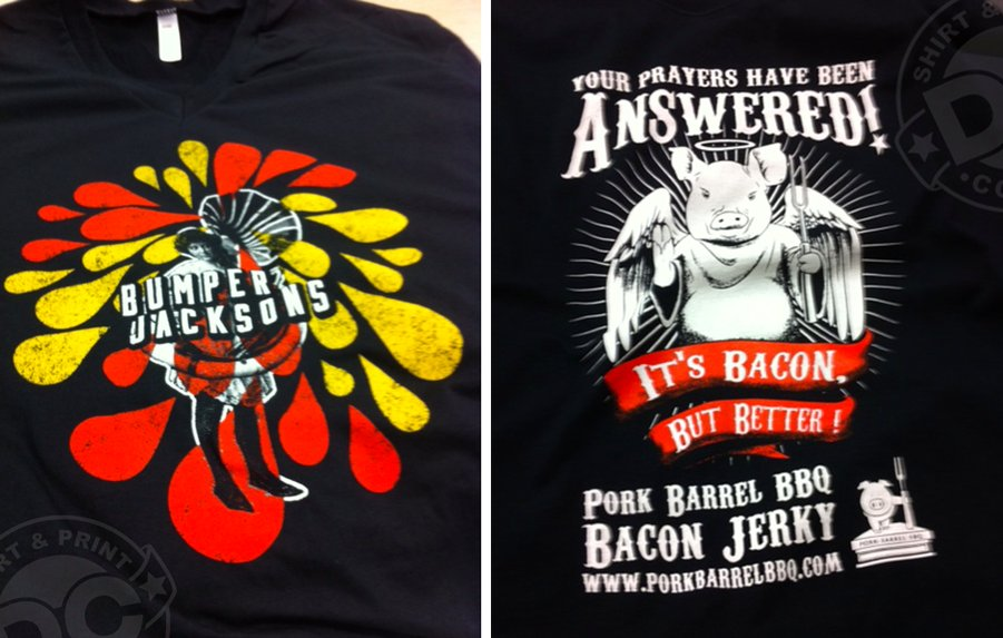 DC Shirt & Print