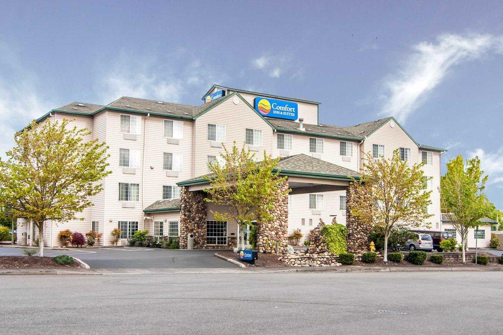 Comfort Inn & Suites: 1775 Freeway Ct NE, Salem, OR
