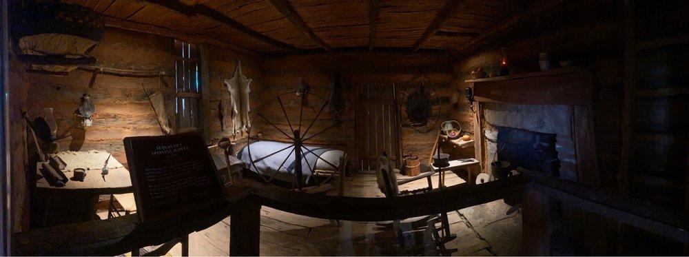Sequoyah's Cabin Museum: 470288 Hwy 101, Sallisaw, OK