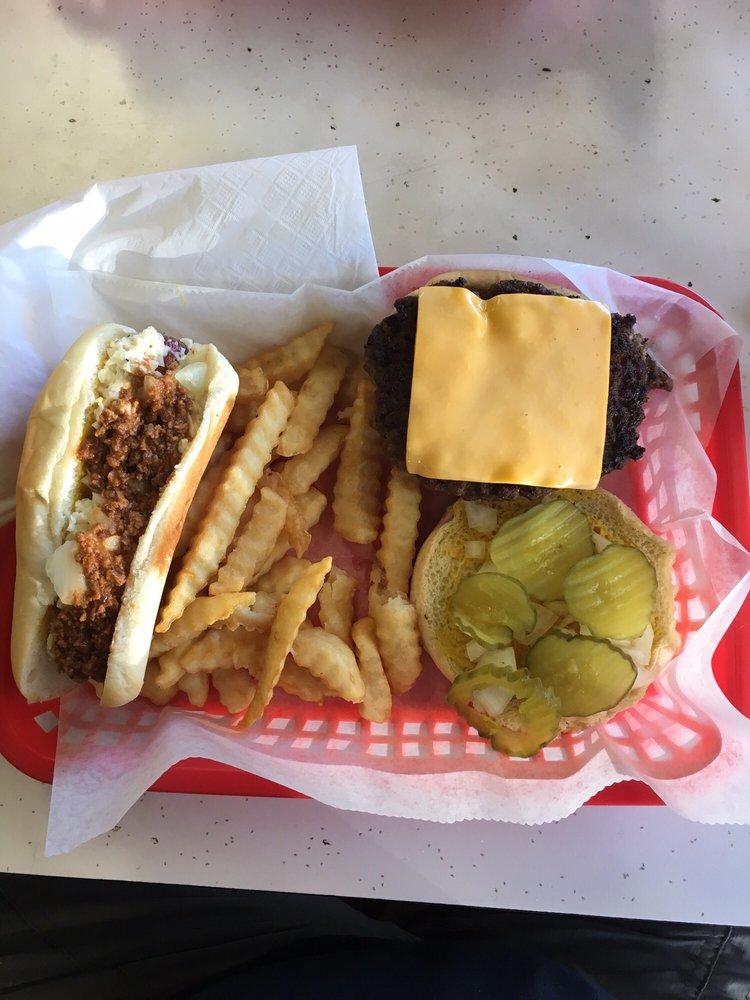 Martha's Grill: 220 S Main St, Star, NC