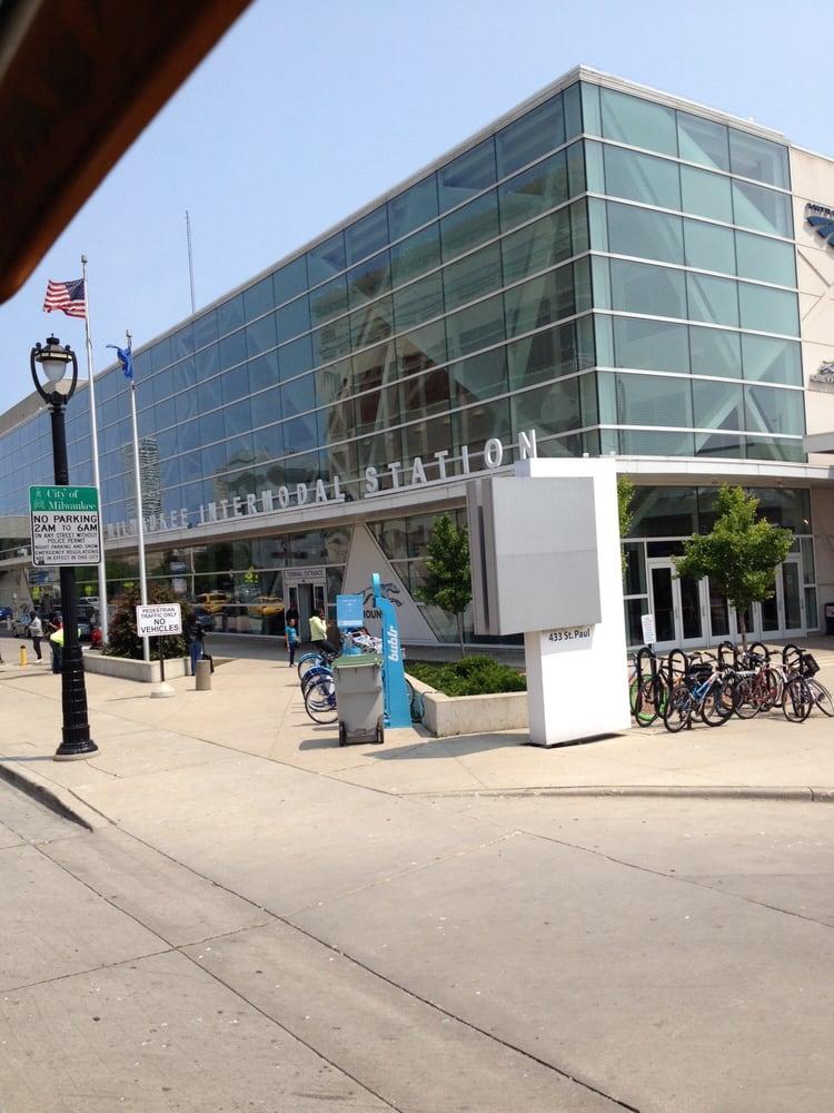 Milwaukee Intermodal Terminal