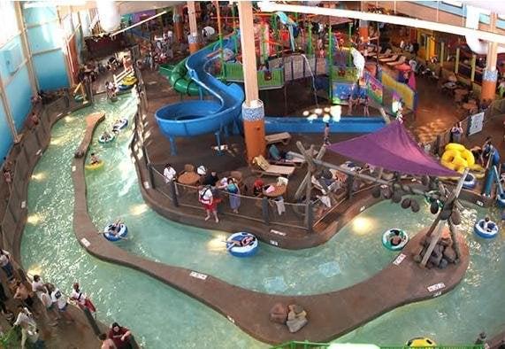 Coco Key Water Resort Amusement Parks Kansas City Mo