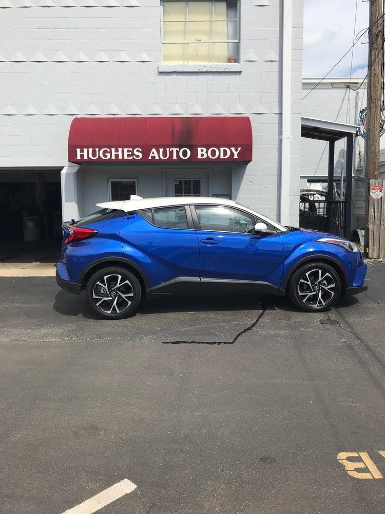Hughes Auto Body: 15121 Manchester Rd, Ballwin, MO