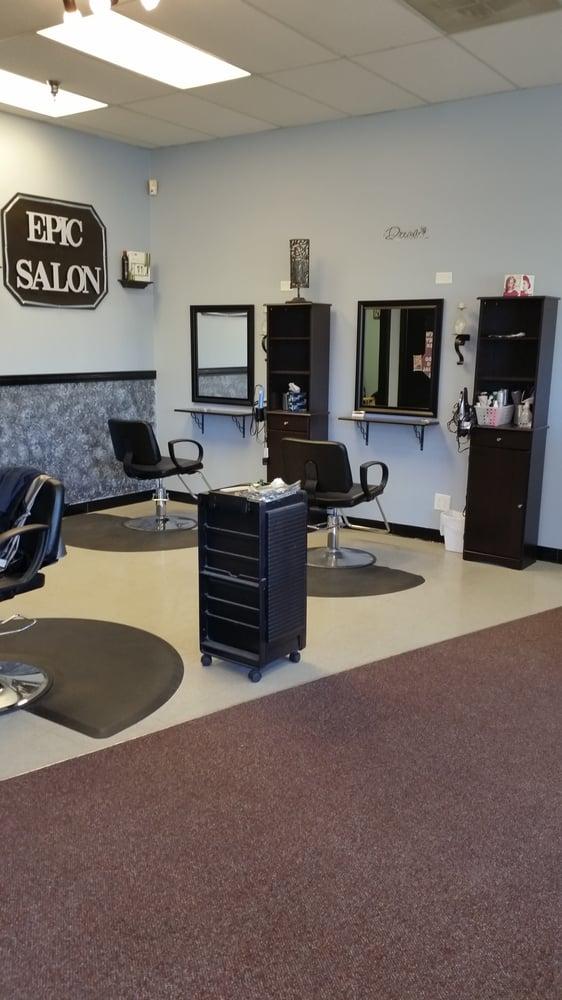 Epic Salon: 1487 Fair Oaks Rd, Carol Stream, IL