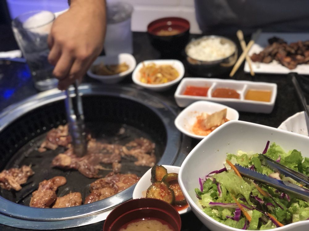 Breakers Korean BBQ & Grill - Frisco: 8320 State Hwy 121, Frisco, TX