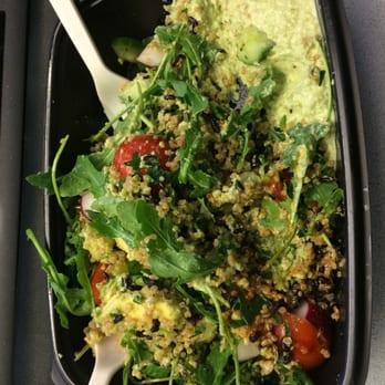 Photo Of LYFE Kitchen   New York, NY, United States. Quinoa Crunch Bowl