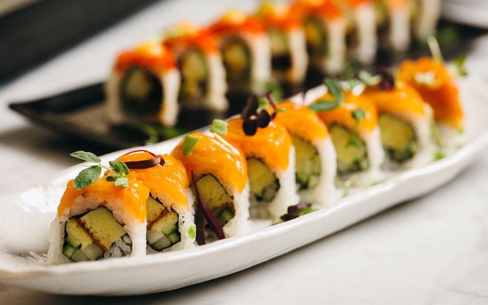 Watami Sushi & Hibachi Steakhouse: 45 S King Hwy, Cape Girardeau, MO