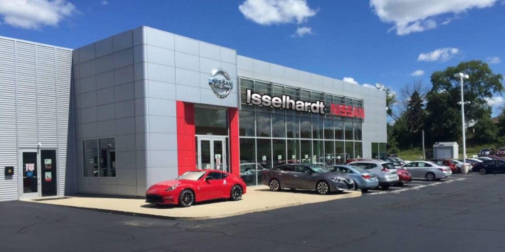 isselhardt nissan concessionari auto 2400 seymour rd jackson mi stati uniti numero di. Black Bedroom Furniture Sets. Home Design Ideas