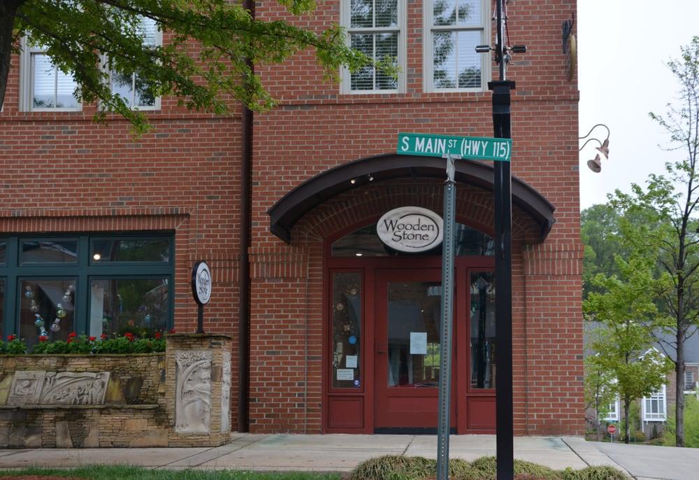 Wooden Stone: 445 S Main St, Davidson, NC