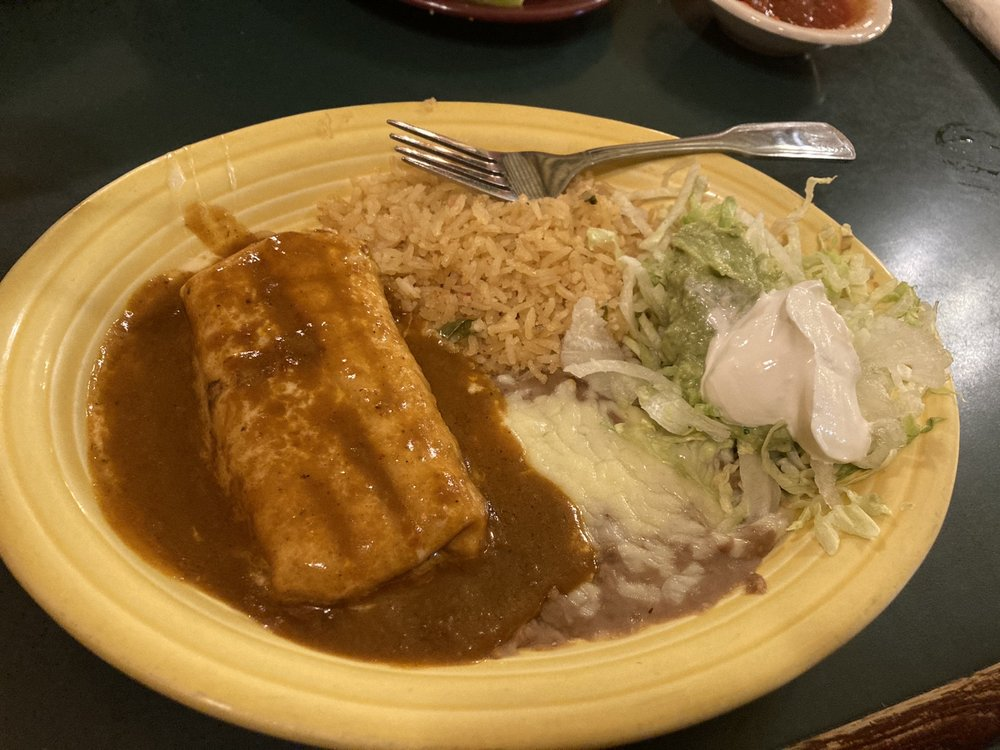 El Charro Mexican Restaurant: 9148 By Pass Rd, Covington, GA