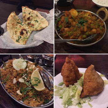 Punjab Cafe Quincy Ma Menu