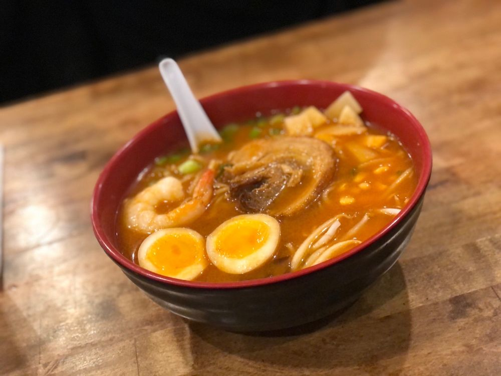 Midtown Sushi and Ramen: 3674 Forest Park Ave, Saint Louis, MO