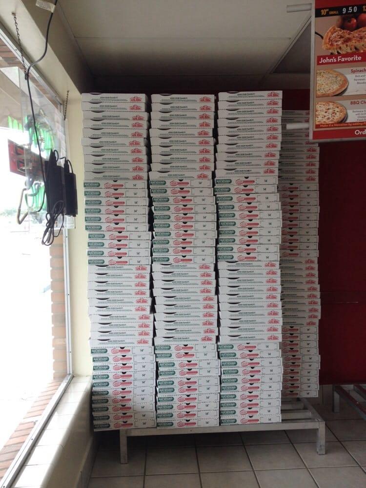 Papa John's Pizza: 1886 W Bay Dr, Largo, FL