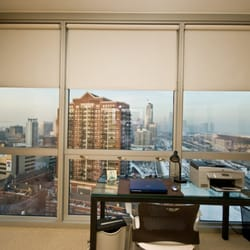 office right chicago shutters blinds commercial priced