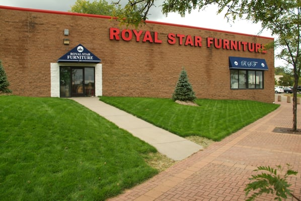 Royal Star Furniture 245 Concord Exchange N South St Paul Mn