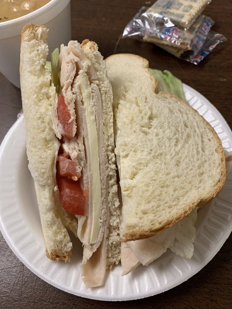 Court House Canteen: 401 N 2nd St, Pottsville, PA