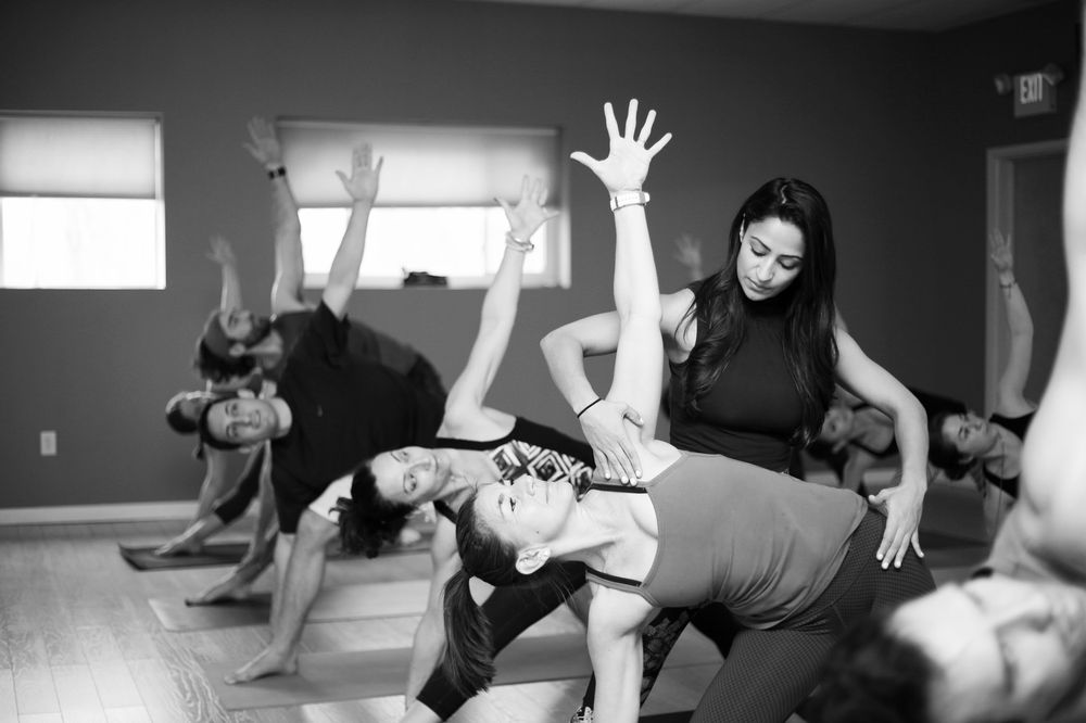 Powerflow Yoga - Clifton