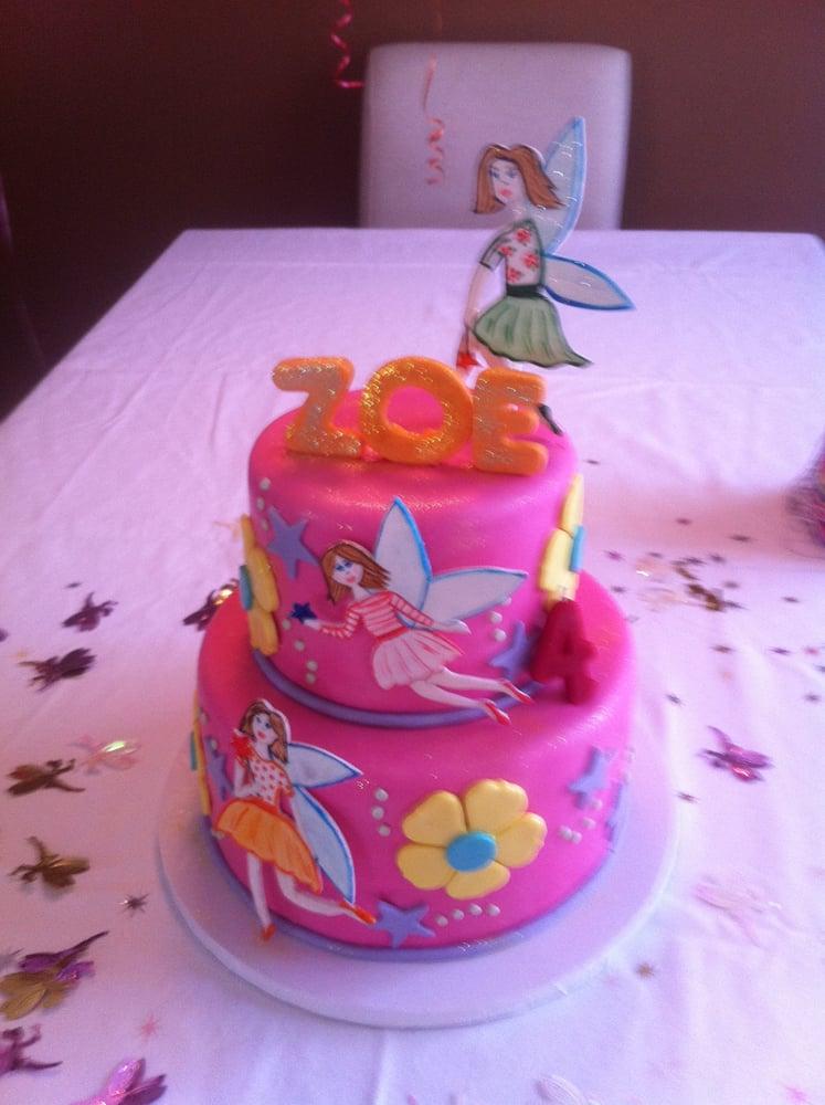Zoe Chocolate Chip Pumpkin Birthday Cakem Yelp