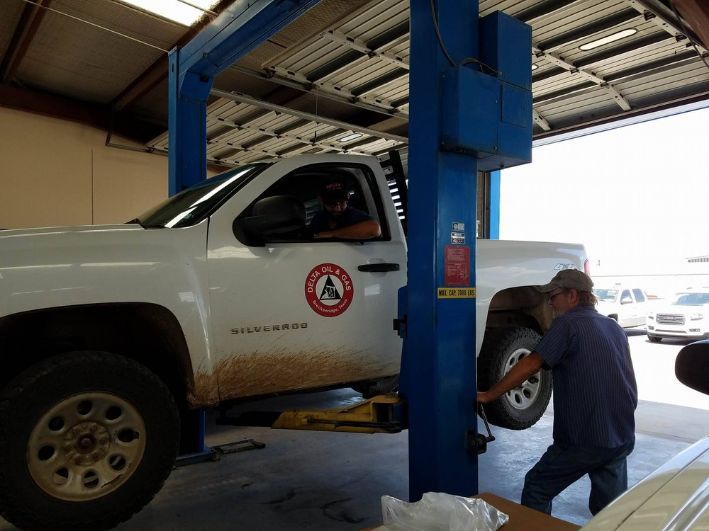 Fullen Motor Company: 1245 E Main St, Eastland, TX