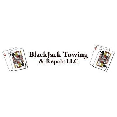 BlackJack Towing: 672 Railroad Ave, Chetek, WI