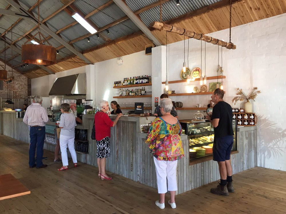 Coolamon Cheese Factory