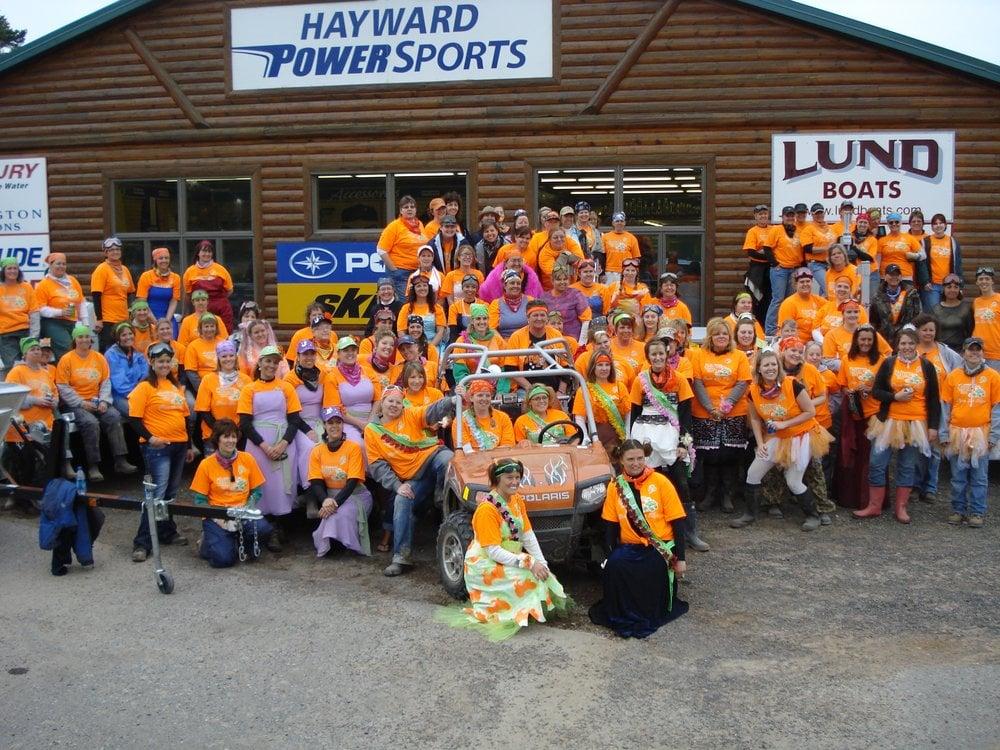 Hayward Power Sports: 12305 W State Road 77, Hayward, WI