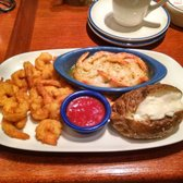Photo Of Red Lobster Niles Oh United States Endless Shrimp Hand Breaded