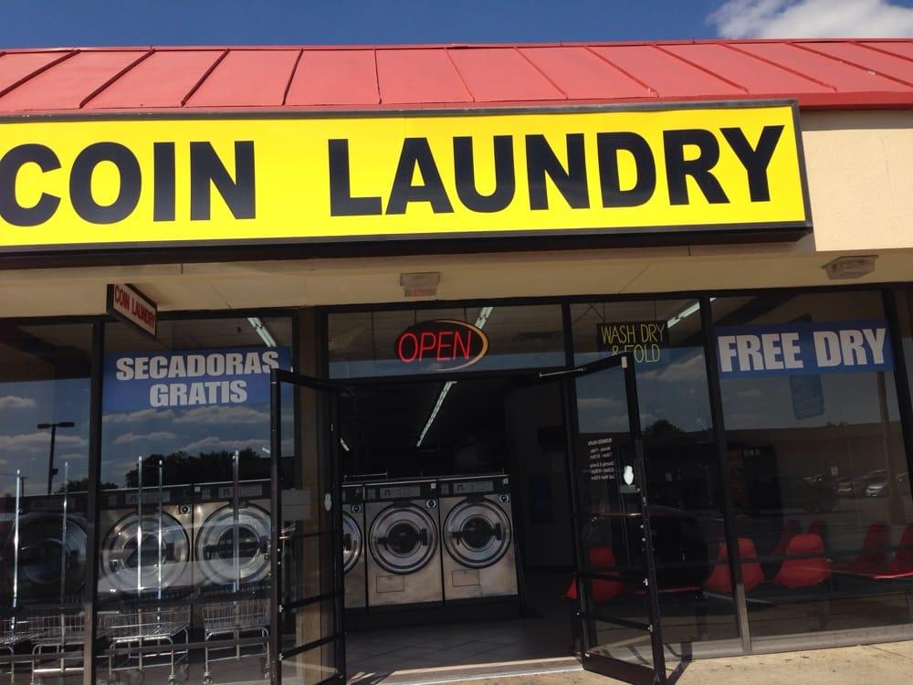 Coin Laundry: 1201 S Josey Ln, Carrollton, TX
