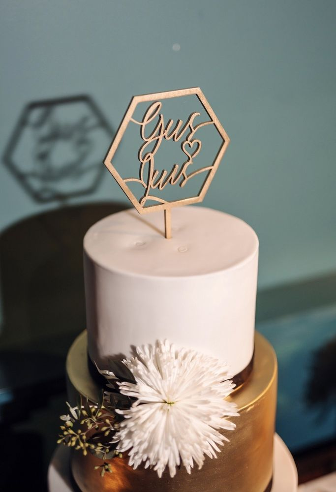 Cake Gourmet Sugar Service