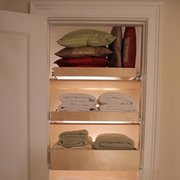 Closet Pantry Photo Of Shelf Genie   New York, NY, United States. Linen  Closet