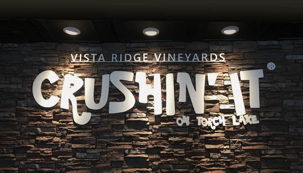 Vista Ridge Winery: 9104 Helena Rd, Alden, MI