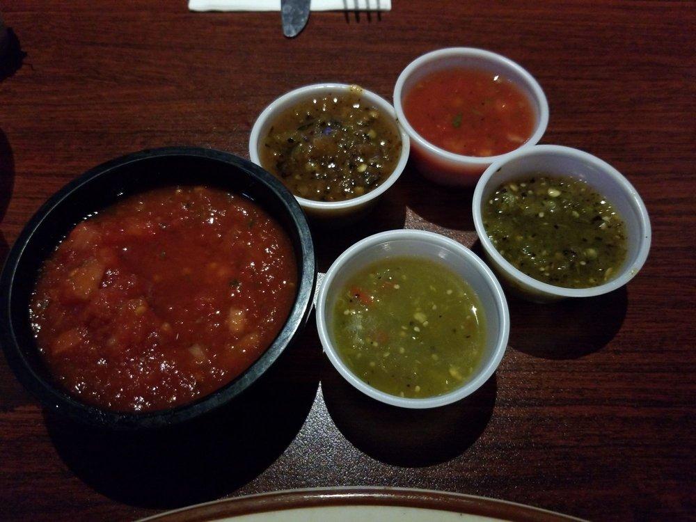 Chavolo's Mexican Restautant: 580 Grand Ave, Del Norte, CO
